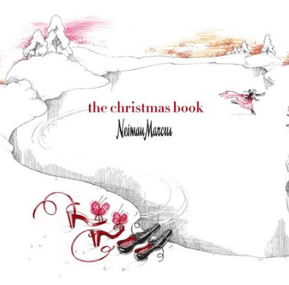 Item of the week at 150 worth neiman marcus christmas for The book neiman marcus