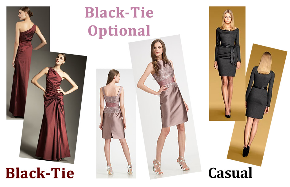 7bae5d2736b what every type of dress code really means stylecaster. what to wear ...